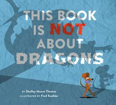 It isn't, okay. So stop asking if there are any dragons in this book. Because there aren't.