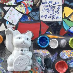 Los Angeles Off the Beaten Path, Airbnb experiences, Alfred coffee, bates motel, fun things to do in Los Angeles, hidden stairs in Silver Lake, LA off the beaten path, micheltorena stairs, mosaic tile house in Venice, secret stairs in LA, Silver Lake, the quirky and unusual in Los Angeles, things to do in Los Angeles, mosaic tile house