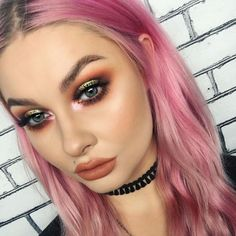 @alyssamarieartistry, first look in ABH Subculture palette