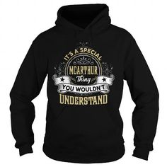 I Love MCARTHUR MCARTHURYEAR MCARTHURBIRTHDAY MCARTHURHOODIE MCARTHURNAME MCARTHURHOODIES  TSHIRT FOR YOU T-Shirts