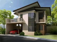 Two-Storey Home
