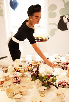 Tailored Vintage Party Experiences - The Vintage Patisserie
