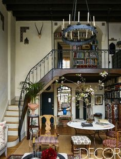 A Ralph Lauren exec fills his Greenwich Village home with collections from Paris, New Orleans and Istanbul.