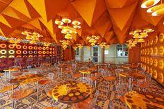 interior Der Spiegel canteen Hamburg