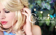 Cinderella 2015 Makeup Tutorial - Lilly James Inspired