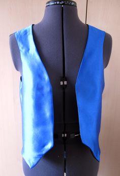 Ladies Waistcoat, Vest,  Bolero, Gilet £25.00 Diane's Designs on Folksy.com