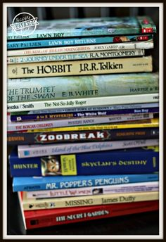 Book review sites for kids - use these sites to see if the books your child wants to read are age appropriate.  Www.busykidshappymom.org