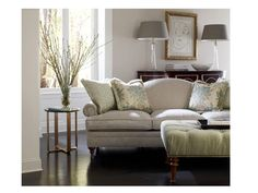 The Brompton Sofa from the Kensington Collection by Clayton Marcus.