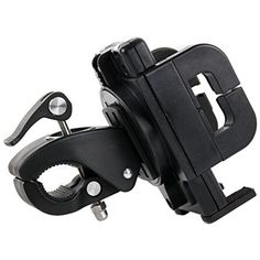 DURAGADGET Exclusive Smartphone Holder with Universal Flex Clamp (Bike Handlebars, etc.) - Compatible with the Jolla C -- Click image to review more details. (This is an affiliate link) #Accessories