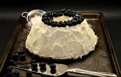 Angel food cake con mascarpone e mirtilli: il mio blog compie 2 anni! | SICILIANI CREATIVI IN CUCINA |