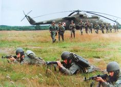 Polish paratroopers on training. Military Photos, Military History, Us History, British History, Ancient History, Earth And Solar System, Warsaw Pact, Afghanistan War, African American History