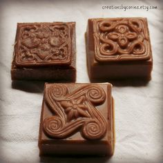 Goat milk soap with citronella essential oil by creationsbycorina