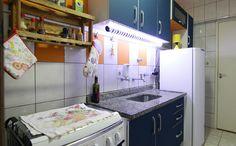 Veja como fazer uma Luminária De Led para a banca da cozinha utilizando um tubo de PVC. Assista ao último episódio da 4ª temporada do Socorro, ZAP!