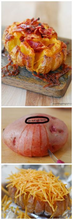 Bloomin' Baked Potato Recipe | Tastefulonly(Chicken Cacciatore Stovetop)