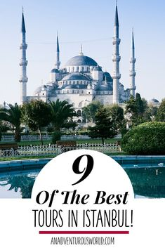 9 Incredible Tours in Istanbul You Need To Do - Tours are the best way to truly discover Istanbul. Covering everything from Turkish food to traditional hammams, here are the best tours in Istanbul! >> Click through to read the full post!