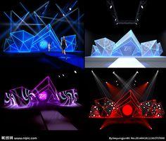 时尚走秀 舞台 舞美 Stage Set Design, Event Design, Video Installation, Design Case, Design Awards, Creative Inspiration, Staging, Backdrops, Logo Design