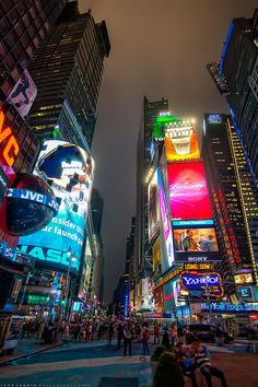 Times Square - New York City can I go back yet