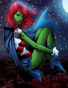 Miss martian man Superboy And Miss Martian, The Martian, Dc Comics Heroes, Dc Comics Characters, Female Dc Characters, Cosplay Characters, Gi Joe, Young Justice League, Comic Book Publishers