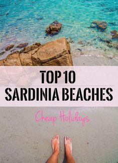 Sardinia top 10 beaches for cheap holidays! #Sardinia #sardegna #vacanze #vacations #Italy #traveltips #holiday #holidays #CheapHolidays #CheapTrips #TravelItinerary