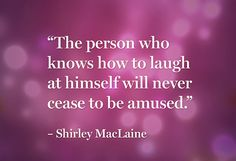 6 Life Lessons from Legendary Actress Shirley MacLaine - @Helen Palmer George #supersoulsunday