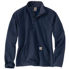 Flame-Resistant Force Fleece Quarter-Zip