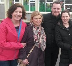 """Michael Fassbender Pays A Surprise Visit To His Primary School In Killarney │ """"It was a great surprise for everybody and we are really grateful to him for taking the time to call back to his former school,"""" Fossa principal Pat Clifford said. """"He was really charismatic and extremely kind and he gave of his time so freely."""" Fassbender, who was on a brief visit to his home parish after collecting the Best Supporting Actor IFTA in Dublin, ..."""