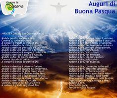Vivere la Toscana Blog: Vivere la Toscana augura a tutti Buona Pasqua 2015...