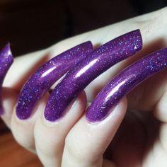 Long Fingernails, Long Nails, Long Natural Nails, Nail Garden, Secret Nails, Perfect Nails, Nail Ideas, Beautiful, Nice Nails