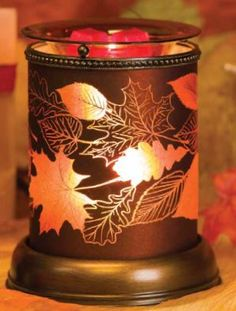 """Autumn Glow"" Scentsy 2013 Harvest Collection"