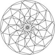 mandalas to print and color - Yahoo Image Search Results