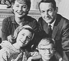 The Patty Duke Show -The Lane Family (without cousin Kathy)
