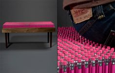 pull up a pencil and have a seat by yanko design