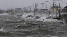 New Jersey declara el estado de emergencia por temor a tormenta Hermine