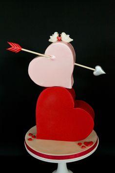Stacked Hearts