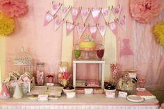 Nursery Rhyme Themed Little Bo Peep Sweet Pink Birthday Party -