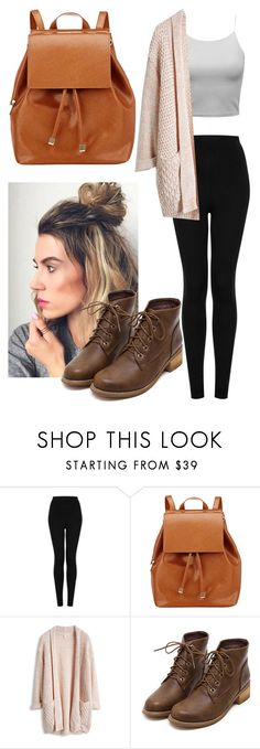 """""""SWK #11"""" by mrspotterlovesbutterbeer ❤ liked on Polyvore featuring Topshop and Barneys New York"""