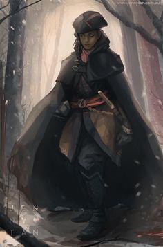 Aveline de Grandpre by jennytan - Assassin's Creed Liberation…
