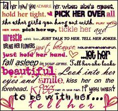perfect boyfriend <3