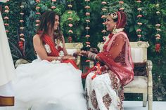 SHANNON   SEEMA | INDIAN LESBIAN WEDDING | LOS ANGELES, CA.