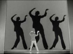 Swing Time - Bojangles of Harlem - Introduces Fred Astaire in Black Face, tap dancing as Bill Robinson.