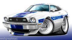 Ford Mustang Cobra 2 1978