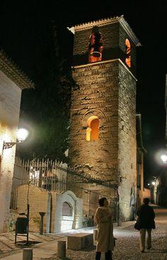 Minarete de la antig