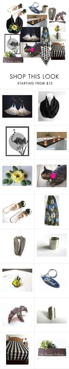 """""""Elegant Shopping"""" by anna-recycle ❤ liked on Polyvore featuring Rustico, modern, rustic and vintage"""