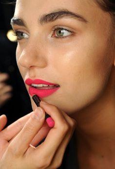 Ning's New York Fashion Week Daily Lipstick Pick