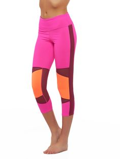 e67cfef5d3 Breathe Women's Cobra Capris | YOGA Accessories #yoga #yogalife #fitness  #sports #