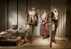 Massimo Dutti windows 2014 Spring, Budapest » Retail Design Blog