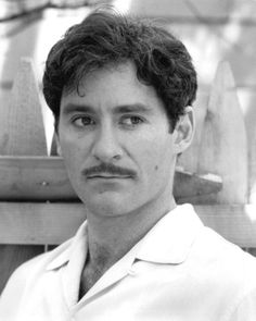 Kevin Kline, young and nearly as handsome as he is today. JC