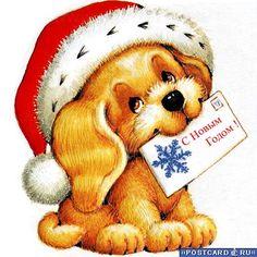 год собаки: 26 тыс изображений найдено в Яндекс.Картинках