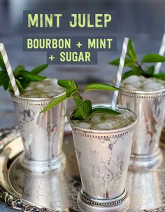 <b>You don't need a full bar to mix yourself a real drink.</b>