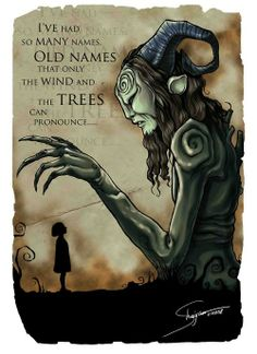 Pan's Labyrinth - the way fairy tales should be, good and creepy.so creepy Movies Showing, Movies And Tv Shows, Poster Minimalista, Wallpaper Animes, Films Cinema, Old Names, Fan Art, Deviantart, Great Movies